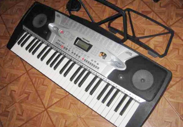инструкции к синтезаторам techno